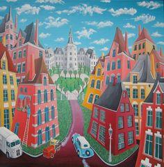 Peer Mijland - Hofstede Galerie Lijn3