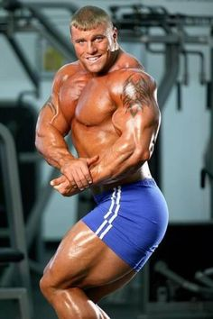 30 Best Ty Young Body Builder Images Bodybuilder Body