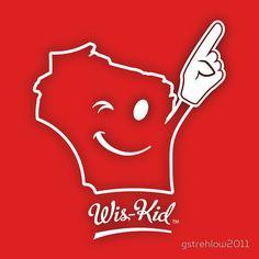 Wis-Kid Badger Fan 2