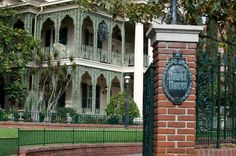 The Hatbox Ghost is a figure from Disneyland's Haunted Mansion that has enchanted visitors for decades without ever being in the ride. Now he's back. And here's the incredible true story.