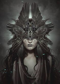 A test, fancy party, having fun. She has to kill the guy to get what she wants. But OUAT in wonderland this sucker. Dark Gothic, Gothic Art, Dark Fantasy Art, Fantasy Artwork, Character Inspiration, Character Design, Fantasy Inspiration, Story Inspiration, White Magic