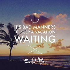 Manners matter! #SaltLife