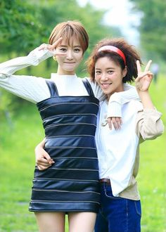"""""""She Was Pretty"""": Hwang Jung Eum & Go Joon Hee Make Good Looking Besties 
