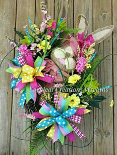 Hey, I found this really awesome Etsy listing at https://www.etsy.com/listing/268615351/xxl-easter-spring-grapevine-wreath-bunny
