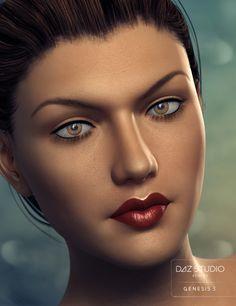 Awesome Eyes Genesis 3 Female