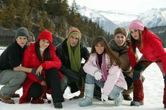 Canadá - HQ EXCLUSIVA! - RBD Fotos Rebelde | Maite Perroni, Alfonso Herrera, Christian Chávez, Anahí, Christopher Uckermann e Dulce Maria