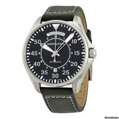 Oferta Hamilton Khaki Pilot Day Date: 630€ Hamilton Men's H64615735 Khaki Aviation Pilot Day Date Auto, Referencje H64615735; Stal; Automatyczny; Stan 0 (nienoszony); Rok SWISS&EUROPEAN WAREHOUSE; No
