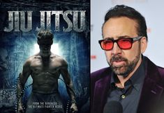 A Behind The Scenes Look at 'Jiu-Jitsu' a Movie Featuring Nicolas Cage Alain Moussi, Jiu Jitsu Fighter, Nicolas Cage, Eastern Europe, Stunts, Martial Arts, Science Fiction, Evolution