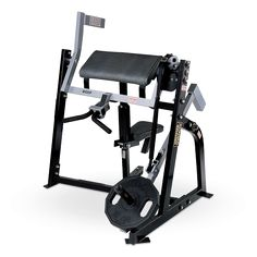 Seated Biceps | Hammer Strength