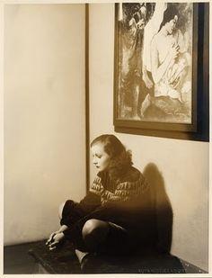 Greta Garbo c. 1929