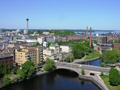 Discover Tampere in Finland, one of the best destinations in Europe for a city break. Best hotels in Tampere, Best tours and activities in Tampere, Best things to do in Tampere. Holiday Destinations, Amazing Destinations, Cities In Finland, Solution Architect, Urban Nature, Art Nouveau Architecture, Europe, City Break, Best Hotels