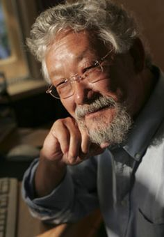 Environmentalist David Suzuki has words of warning for ancestral homeland | The Japan Times Online