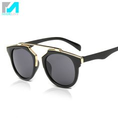 28127463d0 Fashion Cat Eye Sunglasses Women Brand Designer Vintage Sun Glasses Men  Woman Glasses Oculos De Sol Feminino What a beautiful image fashion