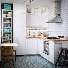 Small kitchen option