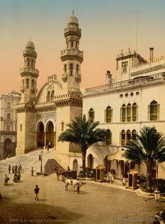 Cathedral, Algiers, Algeria