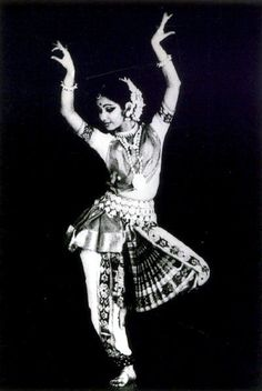 India. Have always admired these dancers. Just as poised and beautiful as ballerinas