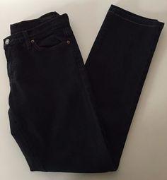 Red Engine Vintage Style Women's Jeans Dark Wash Straight leg EUC Sz 30 - 148 #RedEngine #StraightLeg