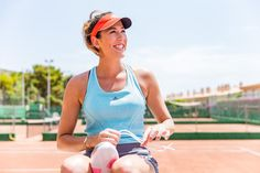 @adidastennis  It's @GarbiMuguruza week on @adidastennis. Find out more about how her game on-court, how she trains off it, and how she stays happy.