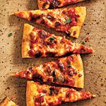 Pizza Arrabbiata Recipe | MyRecipes.com