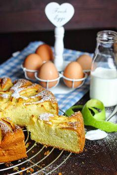 formine e mattarello: Torta di mele...il confort food
