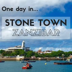 No trip is complete without exploring the maze of Stone Town's streets. Zanzibar might be a tropical island, but Stone Town is full of history and culture.