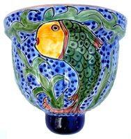 Imported Spanish, Mexican and Portuguese Pottery, Plates and Dinnerware