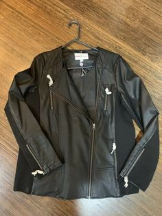 BEST PRICE $14.5 Momo Maternity Leather Maternity Motorcycle Jacket Size S NEW! Kimi + Kai VEGAN, #PregnancyJeans, #PregnancyPants Cheap Maternity Clothes, Maternity Coat, Cute Maternity Outfits, Maternity Leggings, Maternity Gowns, Puffer Jackets, Nightwear, Frocks, Kai