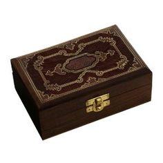 Jewellery Case Wooden Keepsake box for womens: ShalinCraft: Amazon.co.uk: Jewellery