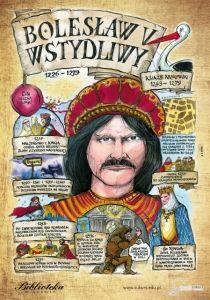 Bolesław Wstydliwy - Poczet królów polskich