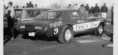 Tasca Ford funny car at Connecticut Dragway 1965