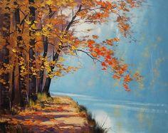 Осенние пейзажи в творчестве Graham Gercken