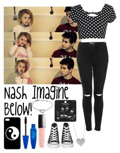 """Nash Grier Imagine Below! (Requested) ~Alicia"" by imaginegirlsdsos ❤ liked on Polyvore featuring Michael Kors, Topshop, Butter London, Calvin Klein, Converse, living room, imagine, magcon, nashgrier and magconboys"
