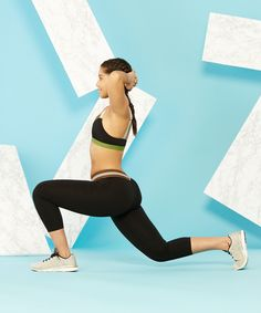 How To Improve Posture 30 Day Challenge | This 30-day challenge will improve your posture and make you feel taller. #refinery29 http://www.refinery29.com/2016/03/106786/posture-30-day-challenge