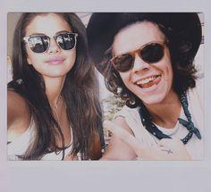 Harry styles and selena gomez