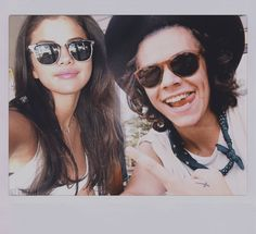 Harry styles and selena gomez