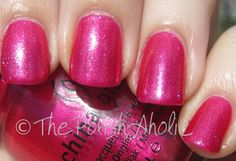 The PolishAholic: China Glaze Island Escape Collection Swatches!