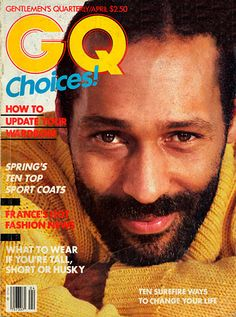 GQ, April 1983