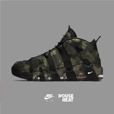 release date adf44 e55ec Nike Air More Uptempo   Kicks (Sneakers) in 2018   Pinterest   Sneakers,  Shoes and Kicks