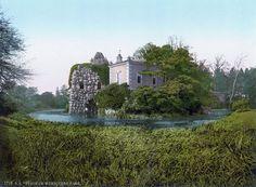 Ermenonville - Parc Jean-Jacques-Rousseau — L'île de pierre au royaume des jardins de Dessau-Wörlitz
