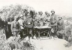 Çanakkale'deki Türk birliklerinden 3. Kolordu ve Kuzey Grubu