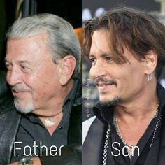 Like father like son :)