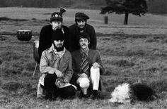 Shooting The Penny Lane and Strawberry Fields Forever Promo Films | The Beatles