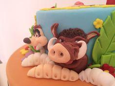 Tue Lione king cake