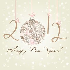 Yay for 2012...a great year!!!