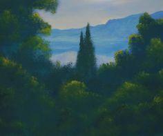 "Saatchi Art Artist David Snider; Painting, ""Looking North"" #art"