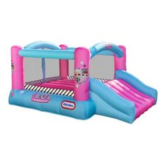 Intex Inflatable Jump O Lene Ring Bounce Kids Outdoor Play Bouncer + Air Pump : Target Inflatable Bounce House, Inflatable Slide, Bounce House With Slide, Bouncy House, Kids Outdoor Play, Lol Dolls, Surprise Gifts, Toys For Girls, Girl Toys