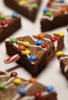 Peppermint Mocha Brownies | International Delight