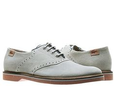 Lacoste Sherbrooke Golf 4 SRM Suede Oxford Dress Shoes 727SRM2311098 Off  White 105 M US   801e048ee10