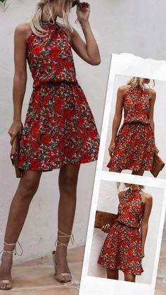 Fashion Beauty, Womens Fashion, Fashion Trends, Casual Dresses, Summer Dresses, Mode Outfits, Classic Outfits, Mode Style, Casual Chic