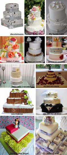 EAT MORE CAKE: Como não cortar o bolo de noiva! Ou o bolo dos noivos!